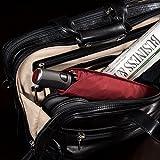 LifeTek Compact Travel Umbrella with Windproof