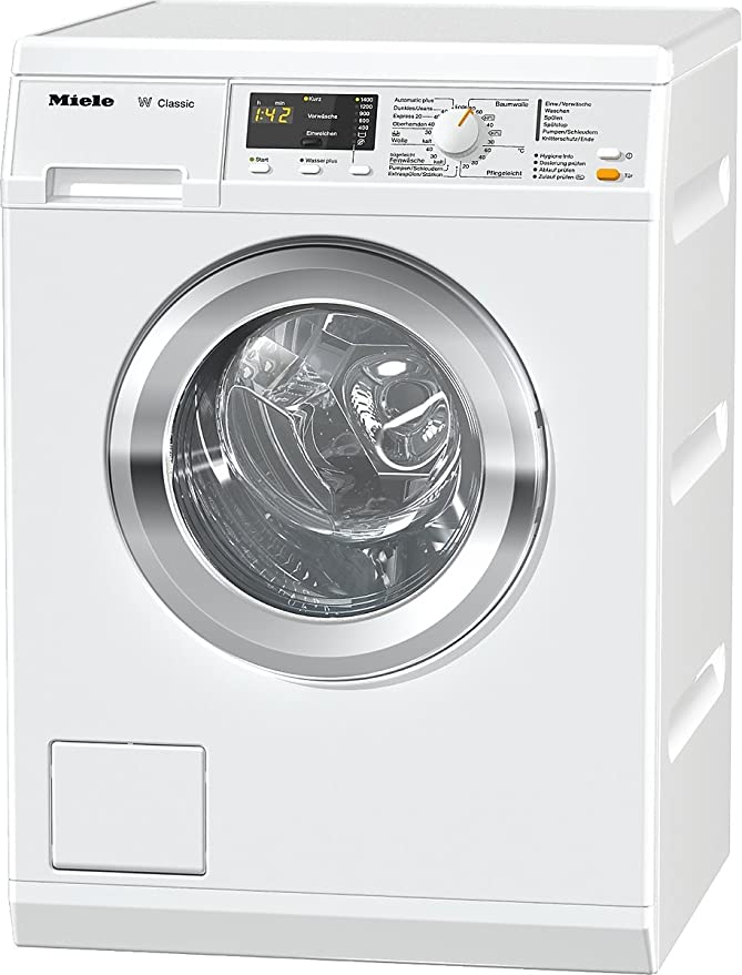 Miele WDA110 WCS - Lavadora (Independiente, Color blanco, Frente ...