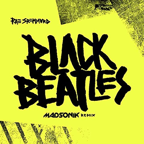 Black Beatles (Madsonik Remix) (Beatles Black Album Record)