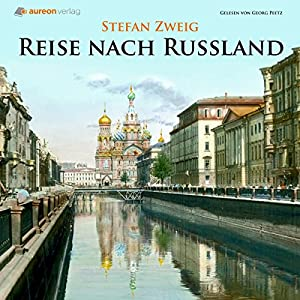 Reise nach Russland Hörbuch