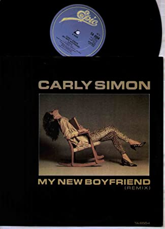 Carly Simon My New Boyfriend 12 Inch Vinyl Carly Simon Amazon