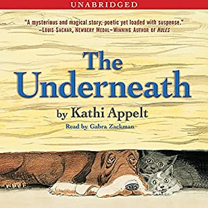 The Underneath Audiobook
