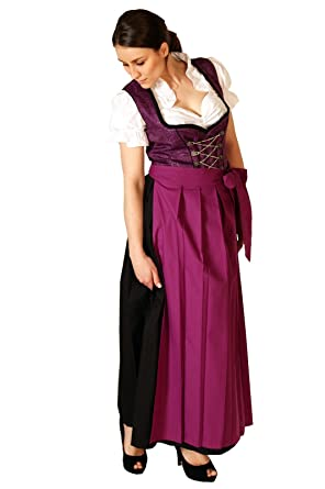 Diseño de 3 piezas alpen Tirolesa-Set - traje típico, blusa ...