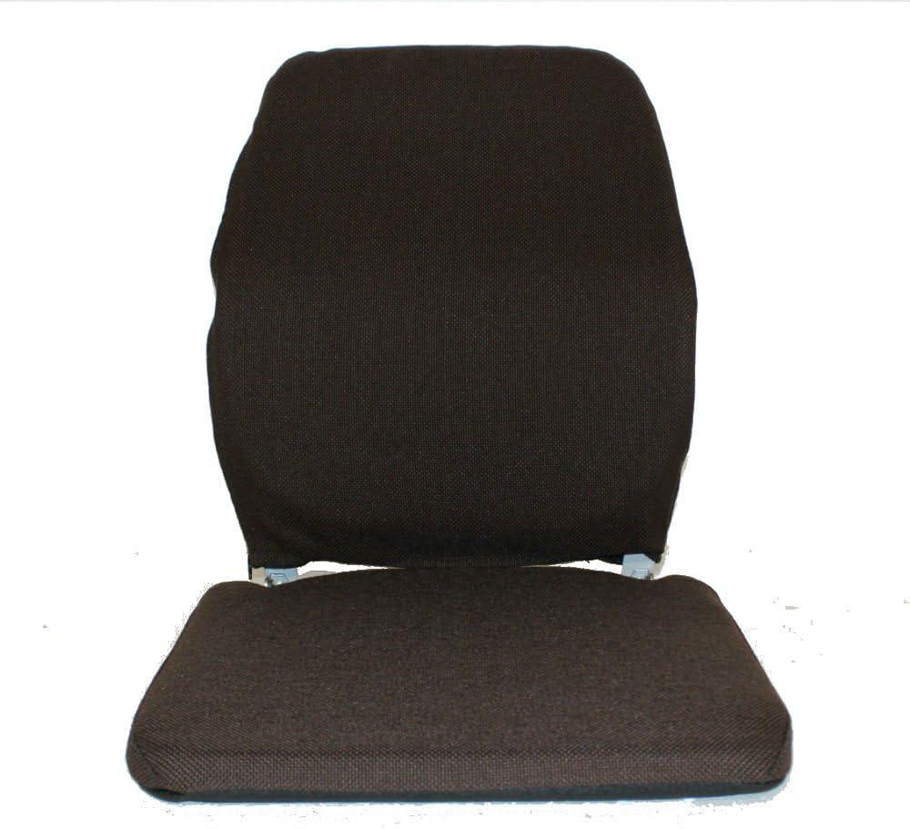 Boat Airplane Plus QBC Ergonomic Seating eBook QBC McCartys Sacro Ease Model BRSCMCF-Brown Memory Foam Lumbar Seat Support for Bad Backs in The car Taxi Bus