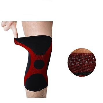 Rodilleras baloncesto delgado cuclillas bádminton cadera ...