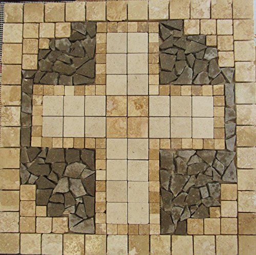 24-tumbled-natural-stone-marble-and-volcano-limestone-mosaic-medallion-floor-or-wall-tile-art