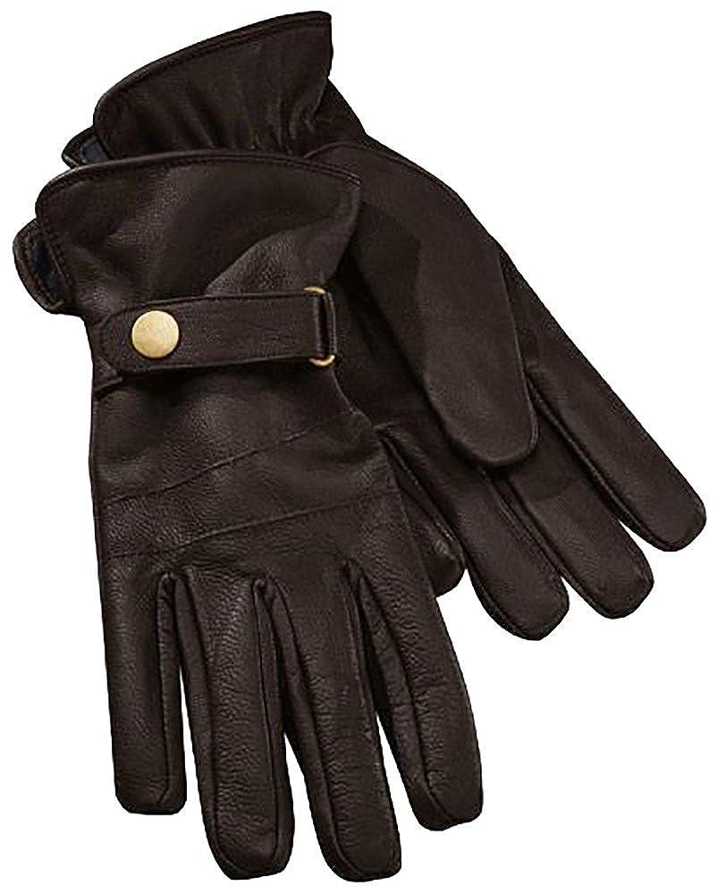LIVERGY® Herren Leder-Handschuh, gefüttert