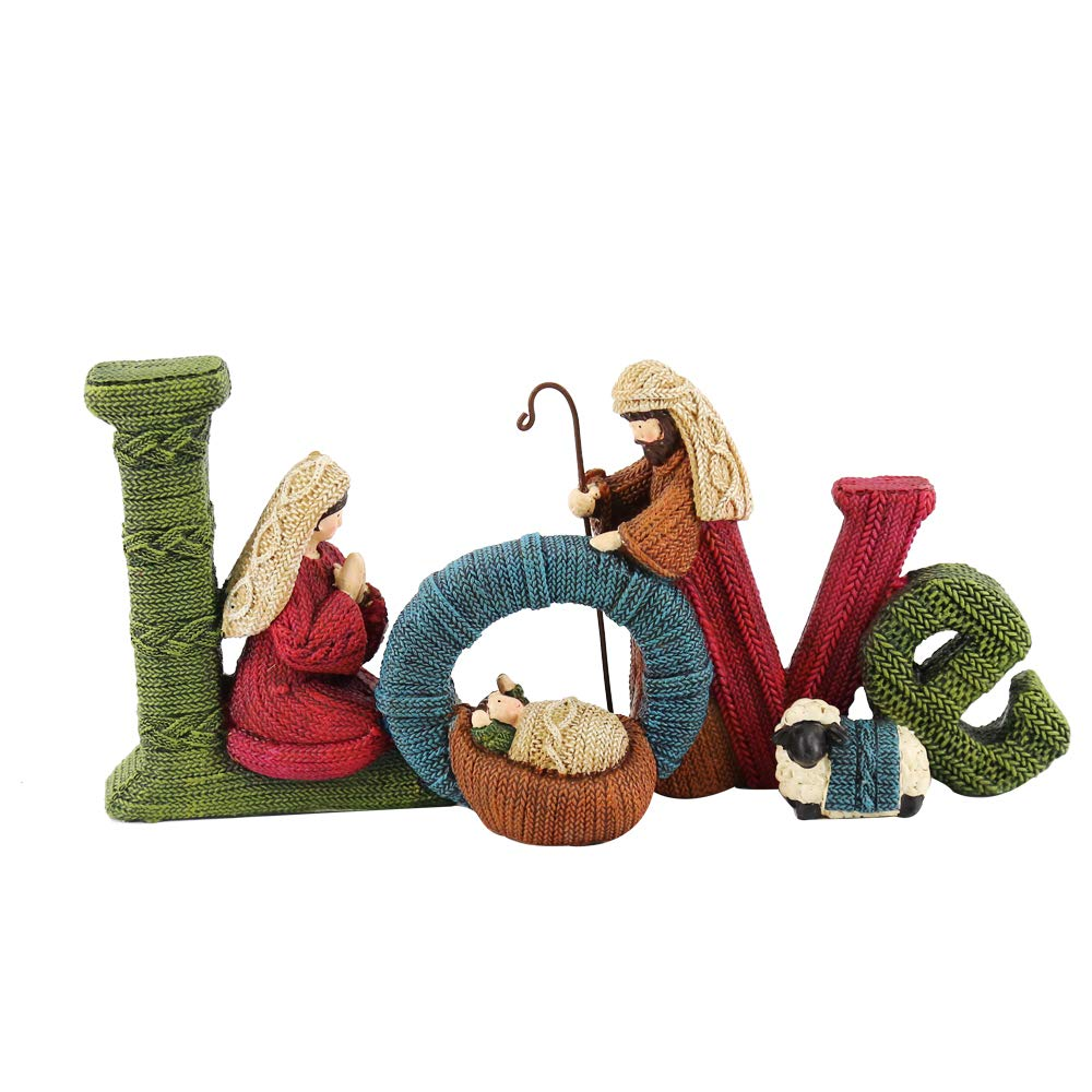 WDART Resin Statue Hanging Letter Ornament for Sculpture Garden Various Animal Styles Home Decor Party (001-1180802A3)