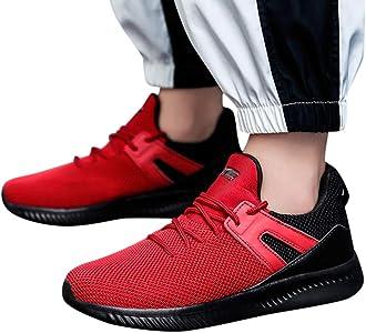 Zapatillas de Running Hombre,ZARLLE Zapatos de Correr para Hombres Ligeras Zapatillas de Cojín de Aire Deportivas atléticas de Entrenamiento Calzado Deportivo, Zapatos de Deporte para Gimnasia: Amazon.es: Zapatos y complementos
