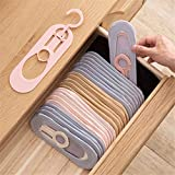 Fairydreamy 3pcs Socks Stereotypes Drying Hanger Socks Rack, Multi-function Foldable Socks Finishing Shelf Storage Organizer