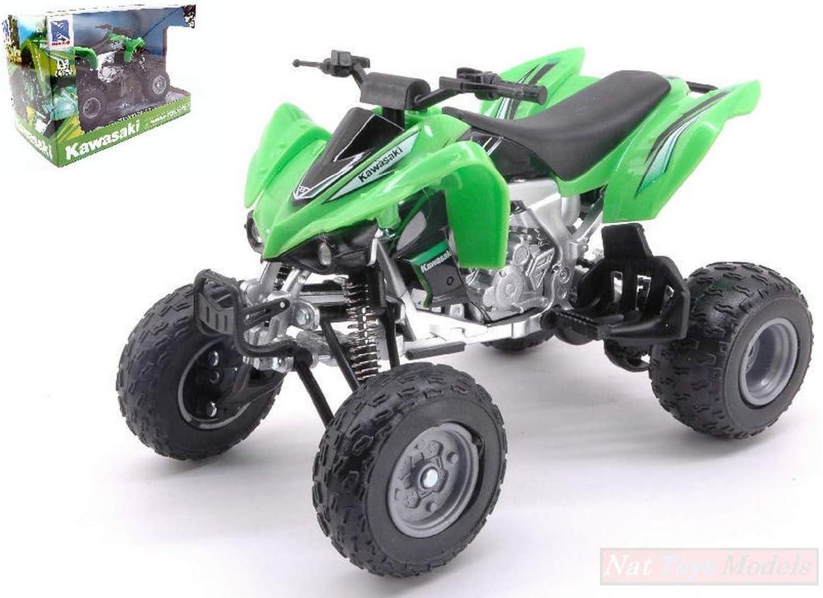New Ray Model Compatible con ATV-Quad Kawasaki KFX 450 ...