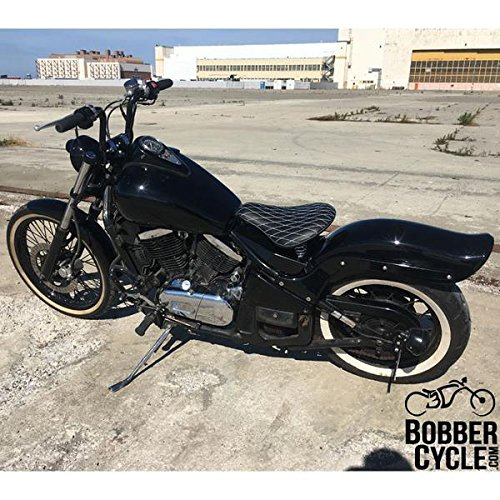 Honda Shadow VLX600 Bobber Seat Conversion Kit With 13