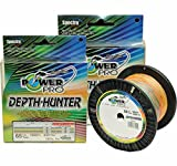 Power Pro 1500 Yard Depth-Hunter Metered Line (100-Pound)
