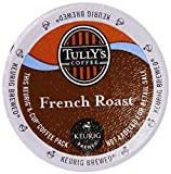 Tully's Coffee French Roast K-Cup for Keurig Brewers (Pack of 96)