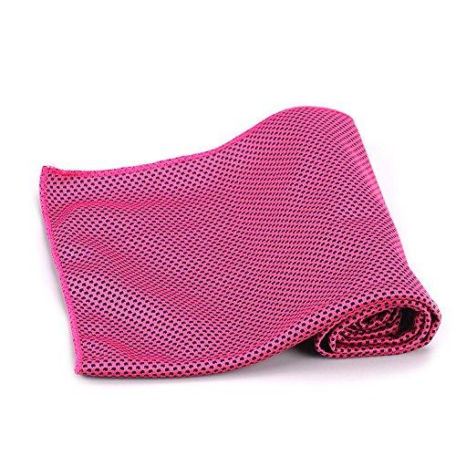 MOONLIG Cooling Towel, Pink