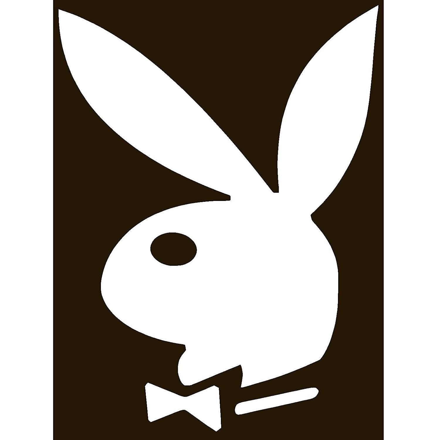 Amazon com ttdecals playboy bunny vinyl decal stickers 9 x 12 hottest pink automotive