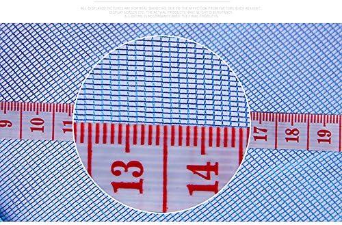 Pegatinas m/ágicas de toda la red Cortina Mosquitera Magn/ética Para Puertas blanco 665 tama/ños Potente im/án Cubre perfectamente el marco de tu puerta 70x180cm Super adherencia