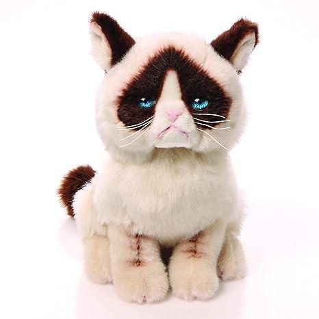 1cff1632e3aa Amazon.com: GUND Grumpy Cat Stuffed Animal Plush, 9