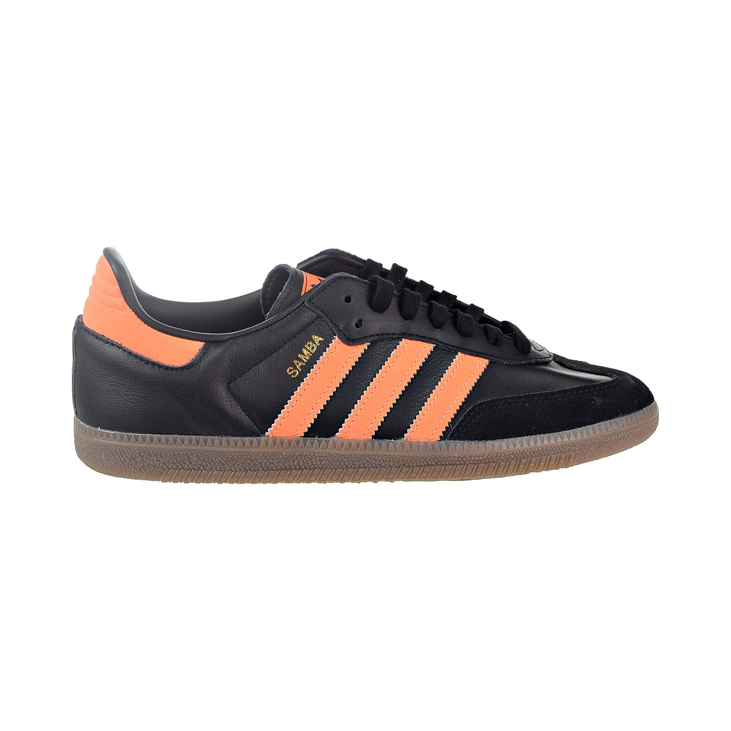 1d4e45bfc Core Black Hi-res orange orange orange gold Metalic adidas Men's Samba Og  Gymnastics shoes e5aa6c