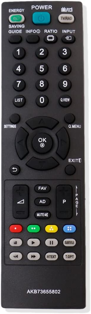 Amazon Com Akb73655802 Replace Remote For Lg Tv 42ls345t 32cs560 37cs560 42cs560 42ls349c 32ls3410ub 32ls3400ua 42cs560ue 32cs460uc 32cs560ue 37cs560ue 42ls3400ua 42pa4500uf 42pa4500 47ls5600 42cs460 32ls3450 Home Audio Theater