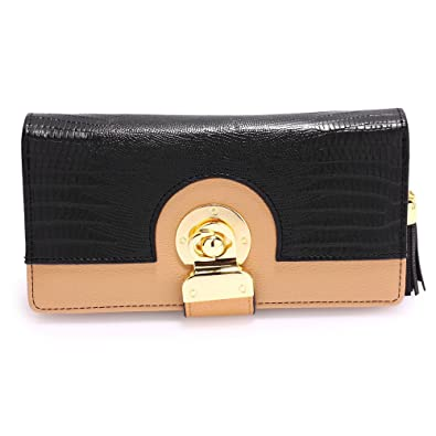 a1cf2a51bc43 Ladies Large Purses Women Wallet With Zip and Card Slots Designer New  Luxury Card Holder Long
