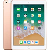 Apple - iPad 9.7 pulgadas, 6ª generación, Dorado, 128 GB