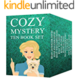 Cozy Mystery 10 Book Set