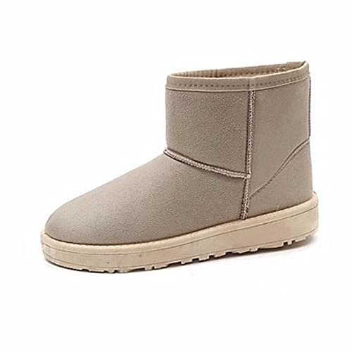 sneakers for cheap 50664 04401 ZHUDJ Scarpe Donna Autunno Inverno Comfort Snow Boots ...
