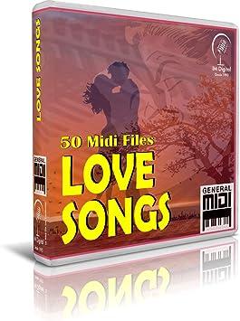 Love Songs - Pendrive USB OTG para Teclados Midi, PC, Móvil ...