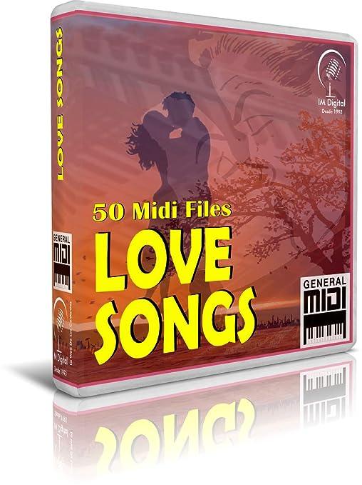 Love Songs - Pendrive USB OTG para Teclados Midi, PC, Móvil, Tablet, Módulo o Reproductor Midi Que utilices: Amazon.es: Electrónica