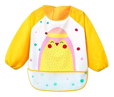 Kids Mam&Dad - Baberos Impermeables para Bebés de 5 meses-3 ...