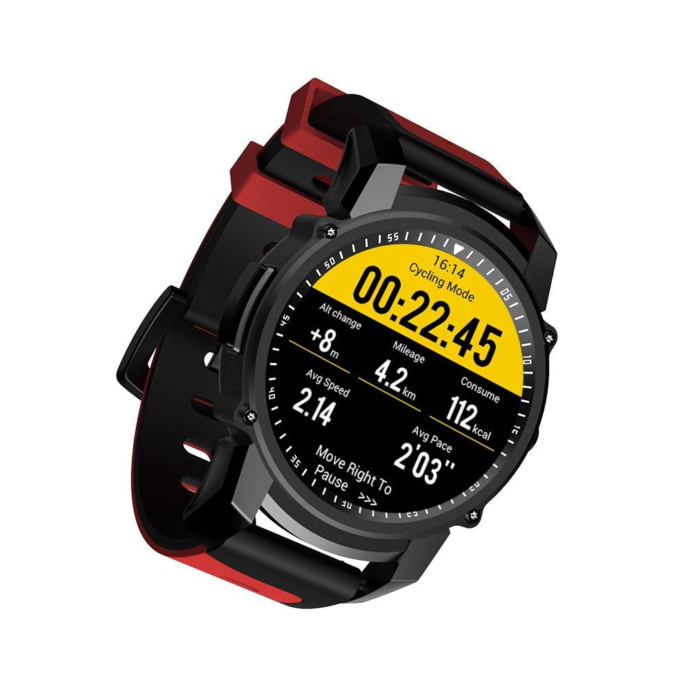 Vbestlife Reloj Inteligente Pulsera1.26in Bluetooth Deportivo ...
