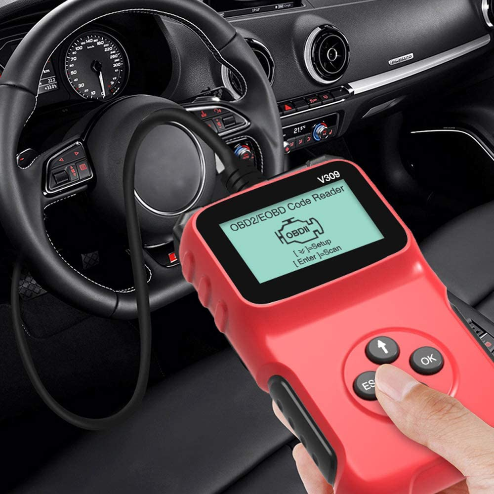 KKmoon Universal OBD2 Scanner Engine Fault Reader,Automotive Diagnostic Scan Tool WAS £20.90 NOW £12.54 w/code AW2RZND3 @ Amazon