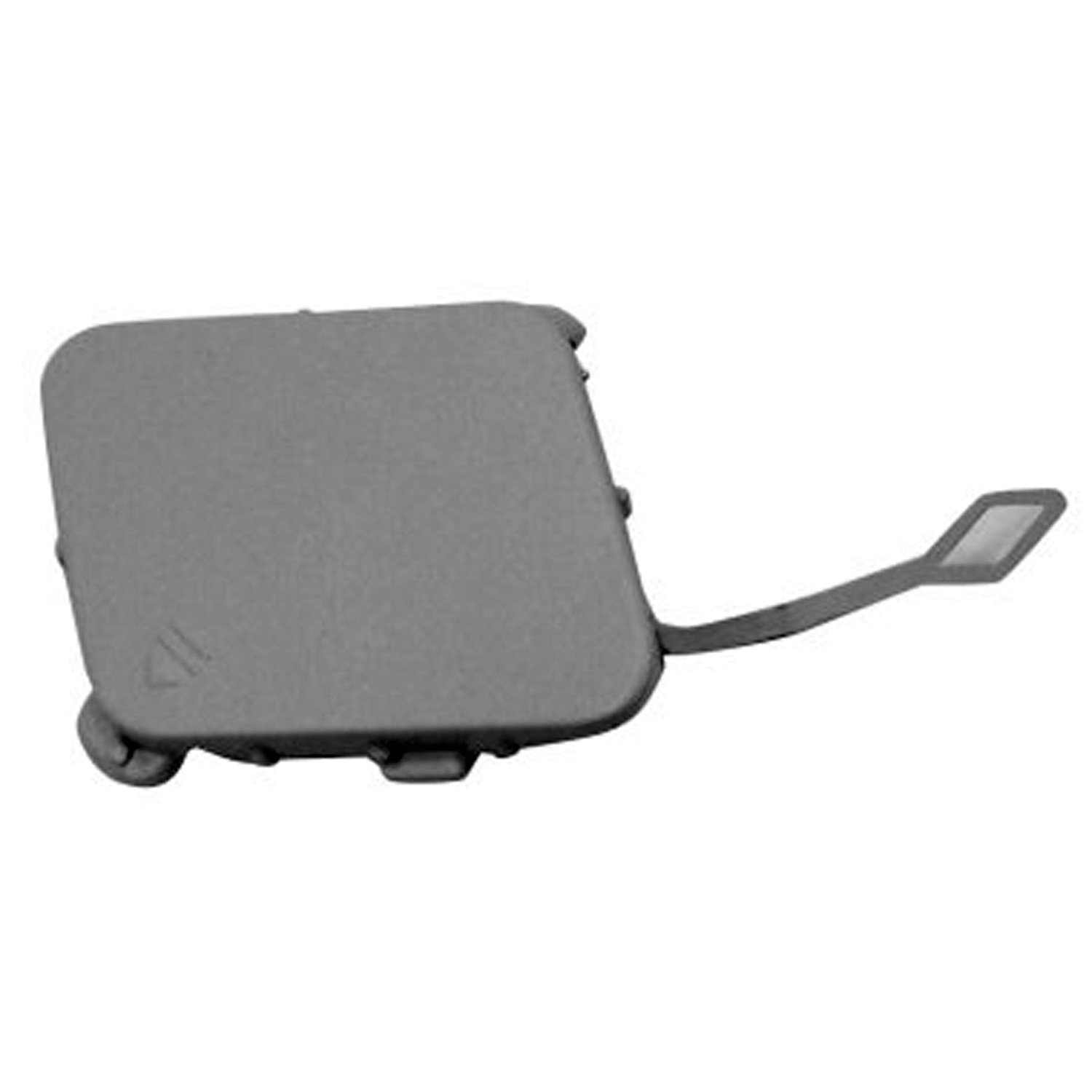 CPP CPP Front Tow Hook Cover for Mercedes-Benz S-Class
