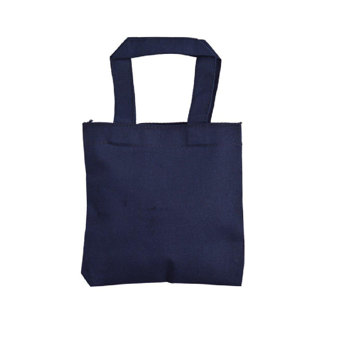 ebb27fb8a Amazon.com: Bagiva Promotional Mini 6'' Cotton Totebag Fashion ...