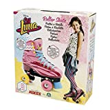 Soy Luna 4-Wheeled Roller Skates 32 - 33 N/A by SOY LUNA