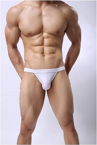 Men/'s Underwear Mesh Hommes String voir à travers les culottes Body Faible Taille Sous-vêtements