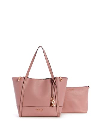 c0b290bc058d ... Bags - ShopStyle superior quality 135b8 66c47  Amazon.com GUESS Heidi  Rosewood Small Tote Clothing buy popular bc3df bbcb8 ...