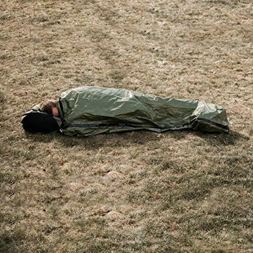 Tact Bivvy Compact Ultra Lightweight Sleeping Bag - 100