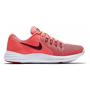 best sneakers 519ac d62ba Nike Lunar Apparent Chaussures de Course pour Femme, korallweiß