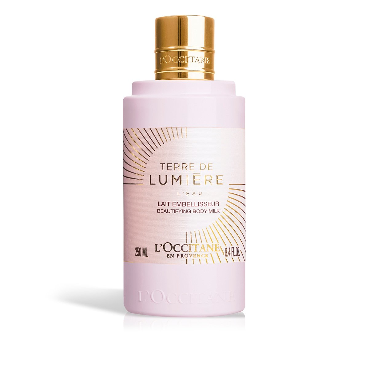 L'OCCITANE - Lait Embellisseur Corps Terre de Lumière L'Eau - 250 ml L' OCCITANE