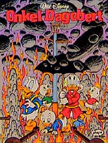 Disney: Onkel Dagobert: Onkel Dagobert, Bd.18, Reise zum Mittelpunkt der Erde. Alles schwer verquer