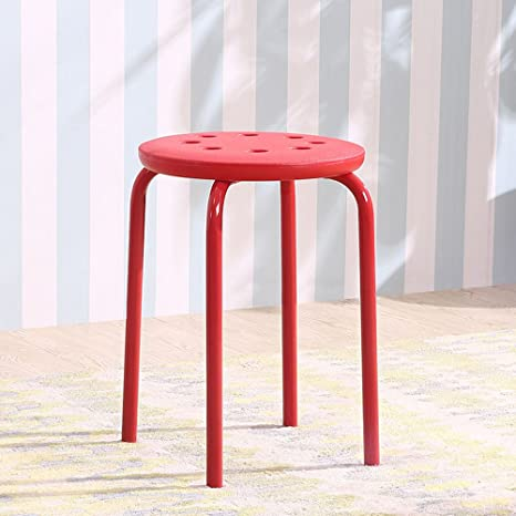 Marvelous Plastic Stool Fashion Creative Stool Round Stool Home Small Ncnpc Chair Design For Home Ncnpcorg