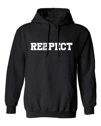 dbc9e0d140d8 Derek Jeter Retirement New York Captain Re2pect Men s Hoodie Sweatshirt  (Black ...