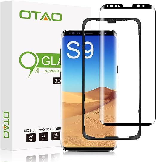 Otao Galaxy S9 protection écran en verre trempé [mise à jour ...