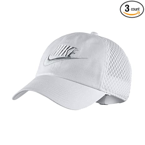 e8c2d813a30 Amazon.com  Women s Nike Sportswear Heritage86 Cap  Sports   Outdoors