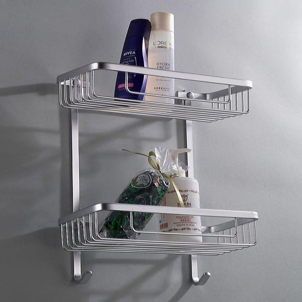 the shelf in the bathroom/Bathroom racks/ bathroom space Aluminum Tripod-B good