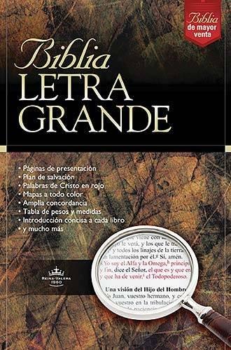 Price comparison product image Biblia Letra Grande (Spanish Edition)