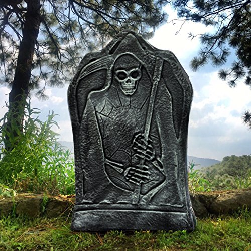 Halloween Decorations Large Halloween Tombstone Pinata for Sweets (Large Image)