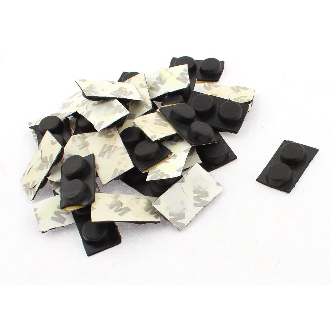 sourcingmap gummi m bel boden selbstklebende sticky pad. Black Bedroom Furniture Sets. Home Design Ideas